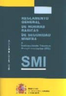 Javiercoterillo.es Reglamento General De Normas Basicas De Seguridad Minera E Instru Cciones Tecnicas Complementarias (Itc): Leyes, Normas Y Reglamentos Image
