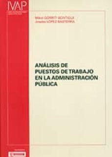 Curiouscongress.es Analisis De Puestos De Trabajo En La Administracion Publica Image