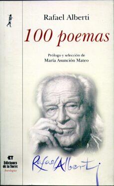 100 poemas-rafael alberti-9788479603373