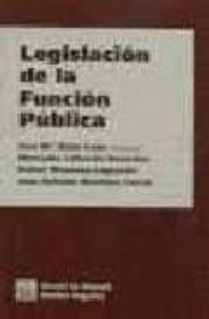 Geekmag.es Legislacion De La Funcion Publica 1998 Image