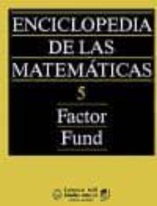 Inmaswan.es Enciclopedia De Las Matematicas (T. 5) Image