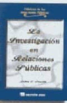 Cdaea.es La Investigacion En Relaciones Publicas Image