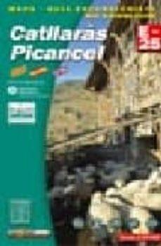 Colorroad.es Catllaras (1:25.000) Image