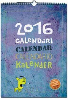 Mrnice.mx 2016 Calendari Montse Bosch Image