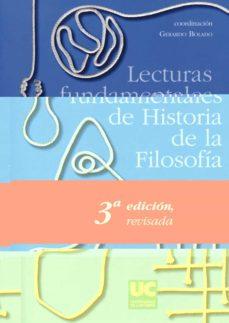 Padella.mx Lecturas Fundamentales: Historia Filosofia Image