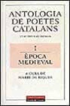 Curiouscongress.es Antologia De Poetes Catalans: Un Mil Leni De Literatura: Epoca Me Dieval Image
