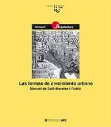 Garumclubgourmet.es Las Formas De Crecimiento Urbano Image
