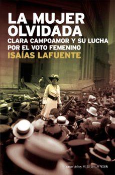 la mujer olvidada-isaias lafuente-9788484605973