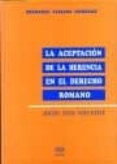 Carreracentenariometro.es La Aceptacion De La Herencia En El Derecho Romano Image
