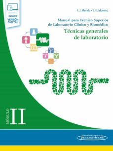 Amazon kindle descargar libros de audio MÓDULO II. TÉCNICAS GENERALES DE LABORATORIO. MANUAL PARA TECNICO SUPERIOR DE LABORATORIO CLINICO Y BIOMEDICO de  9788491104773 en español PDF iBook ePub