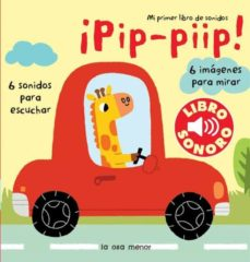 Ironbikepuglia.it Pip-piip. Mi Primer Libro De Sonidos Image