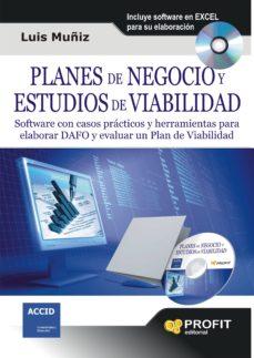 Descargar PLANES DE NEGOCIO Y ESTUDIOS DE VIABILIDAD gratis pdf - leer online