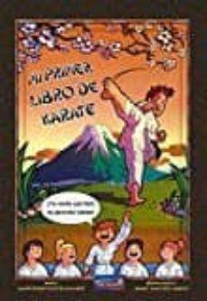 mi primer libro de karate-simon pedro fuentes navarro-9788494025273