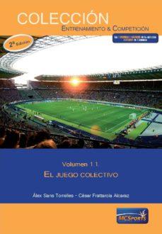 el juego colectivo, tomo 1: el juego colectivo-alex sans torrelles-cesar fratarola-9788494262173