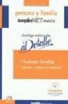 Padella.mx Vivienda Familiar: Criterios Y Modos De Atribucion Image