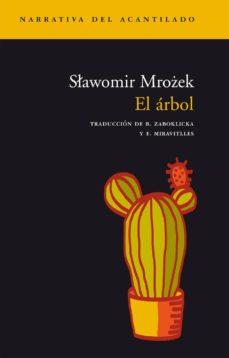 el arbol-slawomir mrozek-9788496136373