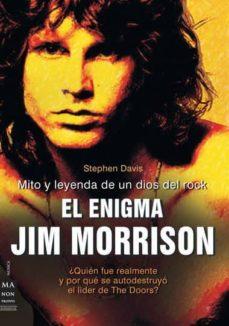 Inmaswan.es El Enigma Jim Morrison Image