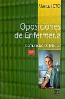 Geekmag.es Manual Cto: Oposiciones De Enfermeria Comunidad De Madrid Image
