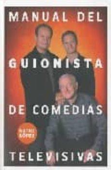 Inmaswan.es Manual Del Guionista De Comedia Televisivas Image
