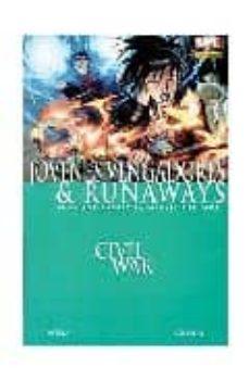jovenes vengadores & runaways: civil war-zeb wells-9788496871373