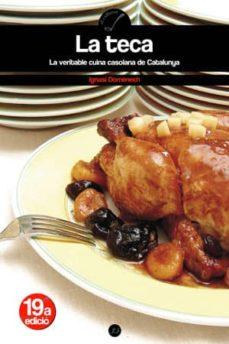 Mrnice.mx La Teca: La Veritable Cuina Casolana De Catalunya Image