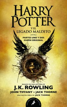 Descargar ebook gratis ebook HARRY POTTER Y EL LEGADO MALDITO RTF de J.K. ROWLING 9788498388473