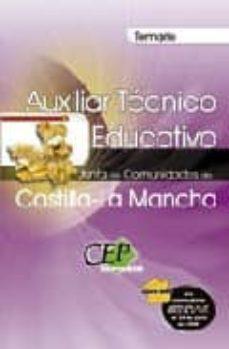 Inmaswan.es Temario Oposiciones Auxiliar Tecnico Educativo. Junta De Comunida Des De Castilla-la Mancha Image
