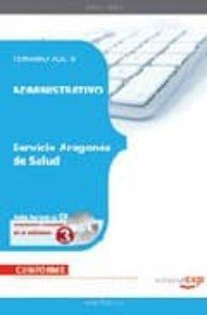 Geekmag.es Administrativo Servicio Aragones De Salud. Temario Vol. Ii Image