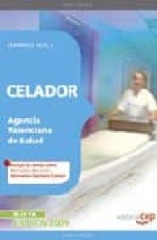 Concursopiedraspreciosas.es Celador Agencia Valenciana De Salud. Temario Vol. I. Image