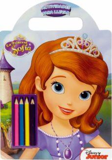 Geekmag.es La Princesa Sofia: Actividades Para Llevar (Incluye 4 Lapices De Colores) Image
