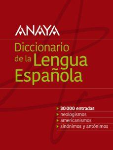 Cronouno.es Diccionario Anaya De La Lengua (5ª Ed.) Image