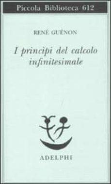 i principi del calcolo infinitesimale-rene guenon-9788845925573