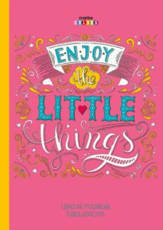 Titantitan.mx Enjoy Little Things: Colorear Para Adultos Image