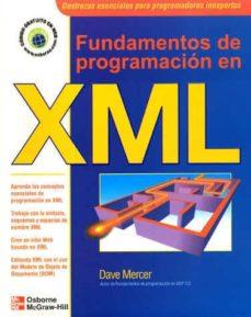 Titantitan.mx Fundamentos De Programacion En Xml Image