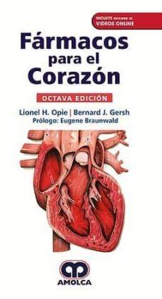 Descarga gratuita de audiolibros para ipod touch FARMACOS PARA EL CORAZON + VIDEOS ONLINE  (Spanish Edition) 9789585426573 de L. - GERSH, B. OPIE