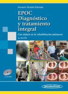Descargas gratuitas de audiolibros para ipad. EPOC: DIAGNOSTICO Y TRATAMIENTO INTEGRAL (3ª ED) (Literatura española) 9789589181973
