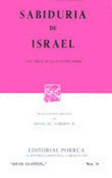 Lofficielhommes.es Sabiduria De Israel Image