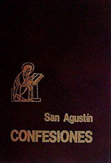 SAN AGUSTÍN. CONFESIONES - SAN AGUSTÍN | Adahalicante.org