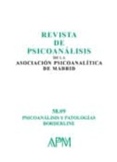 Vinisenzatrucco.it Psicoanalisis Y Patologias Borderline Nº 58 Image