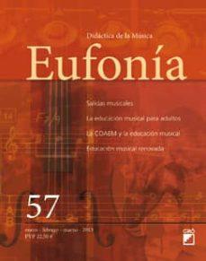 Valentifaineros20015.es Revista Eufonia Nº 57 (Enero, Febrero, Marzo 2013) Image