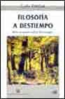 Debatecd.mx Filosofia A Destiempo: Seis Ensayos Sobre Heidegger Image