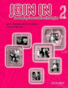 Descargar libros completos en línea gratis JOIN IN 2 TB (Spanish Edition) de  9780194367783 CHM DJVU PDB