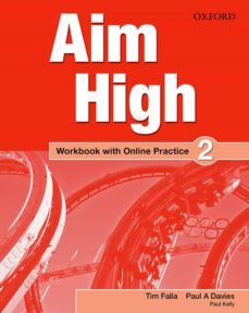 Descargar libro en ingles gratis AIM HIGH 2. WORKBOOK + ONLINE PRACTICE PACK