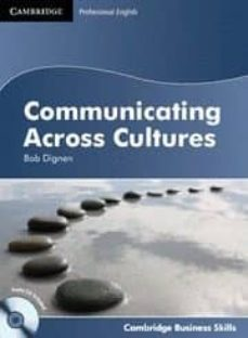 communicating across cultures student s book with audio cd (mixed media product) level: b1-b2 (intermediate)-bob dignen-9780521181983