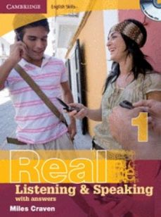 Ebooks descargar gratis kindle REAL LISTENING AND SPEAKING WITH ANSWERS AND AUDIO CD (NIVLE 1) (Literatura española)