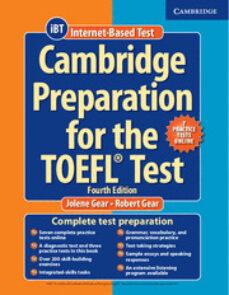 Descargas de audiolibros gratuitas para kindle fire CAMBRIDGE PREPARATION FOR THE TOEFL TEST ePub FB2 MOBI (Literatura española) de