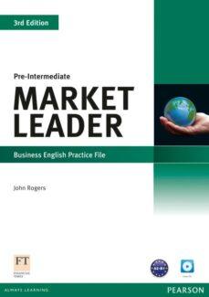 Libros en línea para leer gratis sin descargar en línea MARKET LEADER PRE-INTERMEDIATE (3RD ED.): PRACTICE FILE & PRACTIC E FILE CD PACK CHM 9781408237083 de  en español