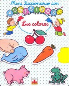 Permacultivo.es Los Colores: Mini Diccionarios Con Adhesivos Image