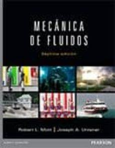Kindle descarga de libros MECÁNICA DE FLUIDOS (7ª ED.) 9786073232883