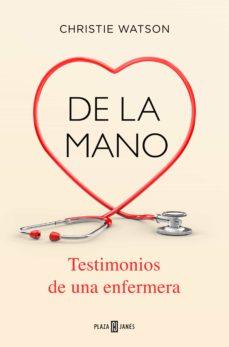 Descarga gratuita de ebooks griegos 4 DE LA MANO: TESTIMONIOS DE UNA ENFERMERA (Literatura española) MOBI
